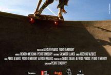 Monopatín / Un documental que recorre el origen del skate en España