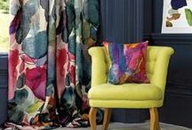 HOME / TEXTILES / GORGEOUS TEXTILES FOR THE HOME CUSHIONS, BED LINEN, SOFAS, PILLOWS / by Linda Corcoran @ Phoebe Willow