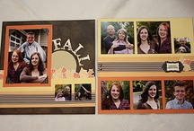 *Scrapbooking-2 pages with many pics / by Julianna Brewer