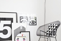 Black & White / by Sophie Lefebvre