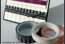 Washi Tape Cards & More