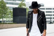 STYLE | for him / All the best menswear looks and outfits / by Ngoni Chikwenengere
