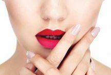 BEAUTY  | / beauty, make up, lipstick,  / by Ngoni Chikwenengere