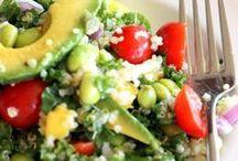 Salads / by Chantal Skraba