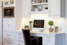 Home office / by Leah Baker Zalinski