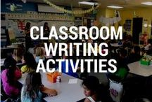 Classroom writing activities