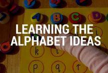 Learning the Alphabet Ideas