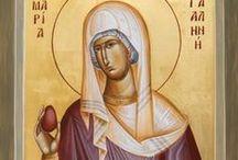 Icons Holy Women / Naispyhiä