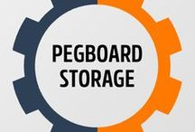 Pegboard Storage / Pegboard Storage   Tool Nerds finds & tests the best power tools on the market • Reviews of saws, multimeters, portable jump starters, staple guns & paint sprayers   ToolNerds.com