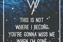 SWS lyrics