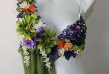 Projekter, jeg vil prøve / Gonna make me a pretty dress
