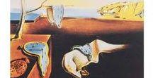 Surréalisme / Le surréalisme est un mouvement culturel qui a débuté dans les années 20. Le surréalisme se caractérise par une imagerie de l'étrange et du surréel.