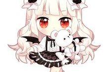 Chibi Anime / anime cute :p