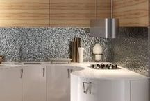 Μοντέρνα Έπιπλα Κουζίνας◆Modern Kitchen Furniture / Σχεδιάστε και δημιουργήστε την κουζίνα των ονείρων σας, στην καρδιά του σπιτιού σας. Μια εμπνευσμένη συλλογή σε ποικιλία μοντέλων και υλικών. ~~~~~~~~~~~~~~~~~~~~~~~~~~~~~~~~~~~~~~~~~~~~~~~~ Design and create your dream kitchen, in the heart of your home.  An inspirational gallery with a variety of styles and materials to create your unique vision.