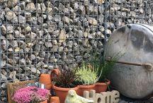 Garten / Garten - Gartengestaltung - Blumen - Bäume - Tiere