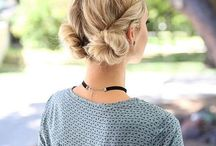 Medium lenght hairstyles  / This board's dedicated to people who would like to make some beautiful hairstyles with medium length hair.