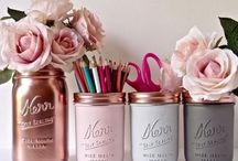 DIY #decor / Here are easy to make DIY decor things.