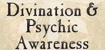 Divination & Psychic Awareness / Divination & psychic awareness spells, rituals, meditations.  Also tools like tarot, rune stones, and more.