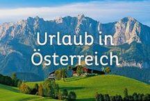 Urlaub in Österreich / Berge, Seen, Weinregionen und noch vieles mehr - Österreich hat vieles zu bieten. Hier findet ihr die besten Reisetipps und Ausflugsziele in Österreich.