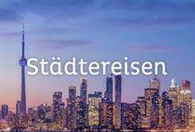 Städtereisen / Die besten Reiseziele, Inspirationen und Tipps für eure nächste Städtereise in Europa und der ganzen Welt.