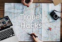Travel Hacks: Tipps und Tricks auf Reisen / Tipps für sicheres und entspanntes Reisen. Damit ihr euren Urlaub ohne Ärger genießen könnt.