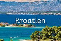 Kroatien Urlaub / Kroatien hat so viel mehr als die typischen Urlaubsorten wie Dubrovnik, Krk oder Split zu bieten. Wir haben so einige Inspirationen für eure nächste Kroatienreise für euch.