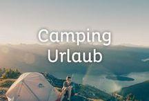 CAMPING-Urlaub / Traumhafter Urlaub direkt am Strand oder in der Natur? Bei einem Campingurlaub ist das möglich. Egal ob im Zelt oder Wohnmobil – dieser Urlaub ist etwas ganz besonderes. Wir haben tolle Campingtipps und Inspirationen für euch!