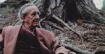 Tolkien´s World / Hey there! Do you want to see fantastic images from The Lord of the Rings or The Hobbit triologies or do you want amazing videos or awesome drawings? I have got all of this here.