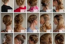 Beauty Ideas / Hair and cosmetics.