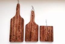 wood / by Maria Pratas