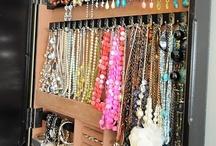 Jewelry holder / by Renee Jones