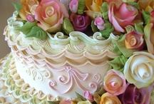 Fab cakes / artistic cakes / by Lou H