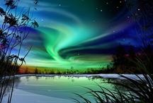 niTE LitES / aurora / by Lou H