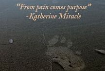 My Quotes...please repin to share  / by Katherine Miracle