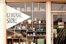 shop window | stores / by Maria Pratas