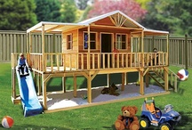 Abby-Play Houses & Outdoors / by Renee Jones