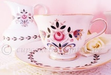tea time:・゜`★.。・:*:・ / by Chiaki Fujita