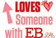 epidermolysis bullosa (EB) Awareness / For Eleanor, my EB butterfly. / by Tawny Coral ⚯͛