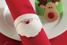 Holidays-Christmas / by Renee Jones
