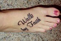 Tattoos / Lovely! :)