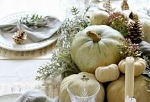 Fall Ideas / Fall inspired decorating, crafting, entertaining, and recipes.
