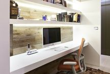 Workspaces / by Distan Bach