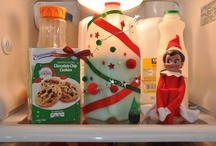 Elf on the Shelf / Ideas for the scout elf in your life / by Aleah
