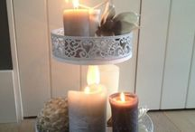 Bougies, candles, candelas