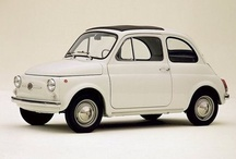 Fiat 500 / by Chocomeet.com
