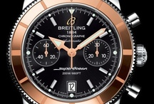 Breitling Watch Montre / Montre de luxe, luxury watch / by Chocomeet.com