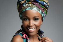 African beauty / by Chocomeet.com