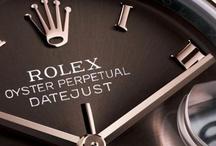 Rolex Watch Montre  / Montre de luxe Rolex, Luxury watch / by Chocomeet.com