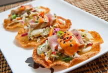 Appetizers, Dips and Tapas