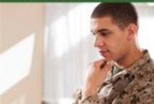#Scholarships for Veterans & Their Families / Scholarships and related information for college-bound Veterans and their families.